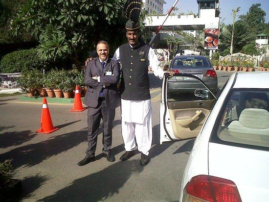 拉合爾五洲明珠大酒店照片