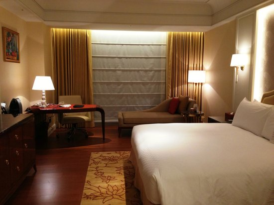 The Okura Prestige Taipei: Spacious Guest Room