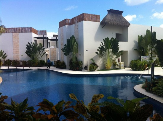 Azul Beach Resort Riviera Maya: other pool area