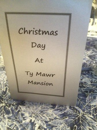 Ty Mawr Mansion: A great keepsake