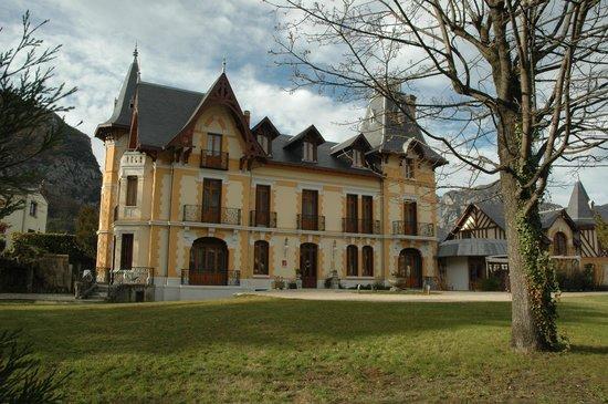 Le Manoir d'Agnes: Precioso castillo