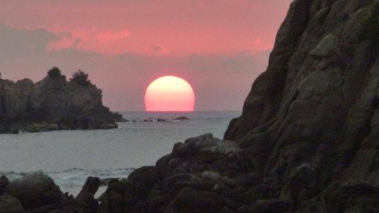 Barcelo Huatulco Beach Resort: soleil