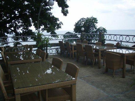 Top Resort: Frühstücksterrasse