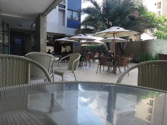 أوتل بورتو دا برايا: hotel Porto da praia 