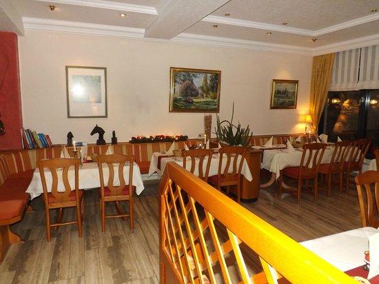 Ringhotel Bomers Mosellandhotel: Dining room