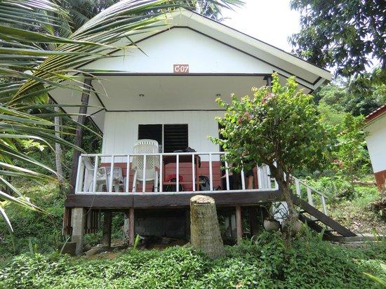 Koh Wai Pakarang Resort: unser Bungalow