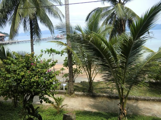 Koh Wai Pakarang Resort: Aussicht aus dem Bungalow