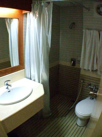 Bhiman Inn: Bathroom