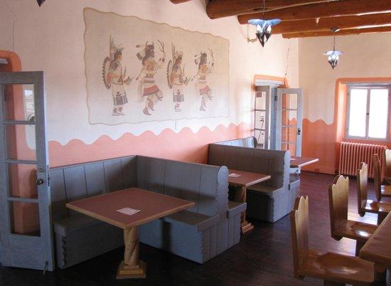 Painted Desert Inn: Wandmalerei