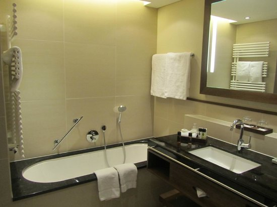 The Europe Hotel & Resort: Bathroom