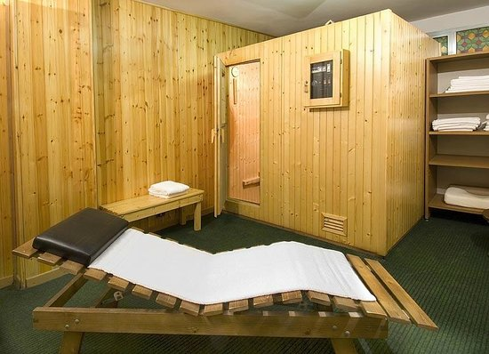 Hotel Savoia : Sauna