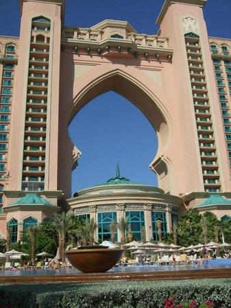 Atlantis, The Palm: The Atlantis