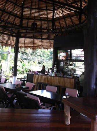 Lake Hut Bar
