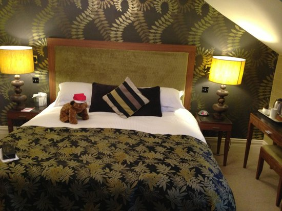 Cranleigh Boutique: Our beautiful room...luxury room no.12