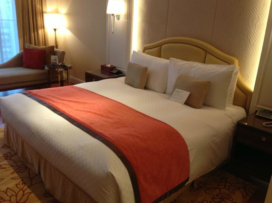 The Okura Prestige Taipei: Standard room with King Bed