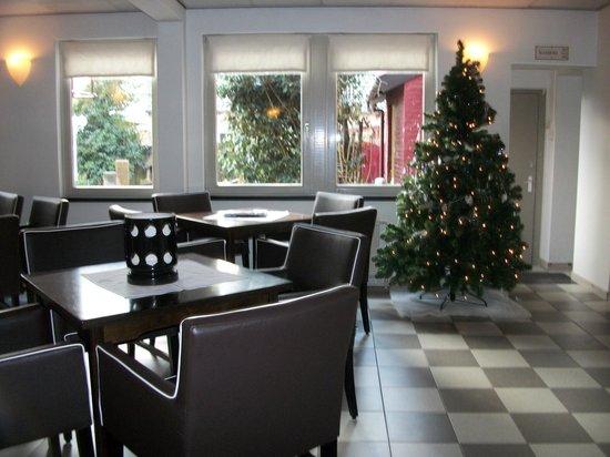 Fletcher Hotel-Restaurant Valkenburg: By contrast, pleasant public areas