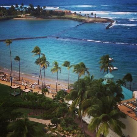 Caribe Hilton San Juan: breathtaking