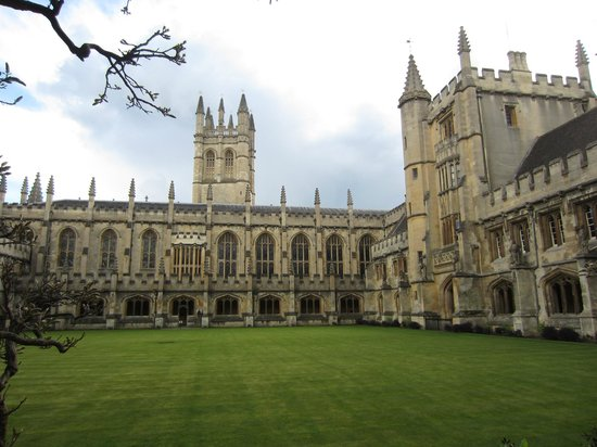 Magdalen College - Picture of Magdalen College, Oxford - TripAdvisor