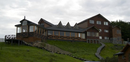 Weskar Patagonian Lodge: hotel Weskar