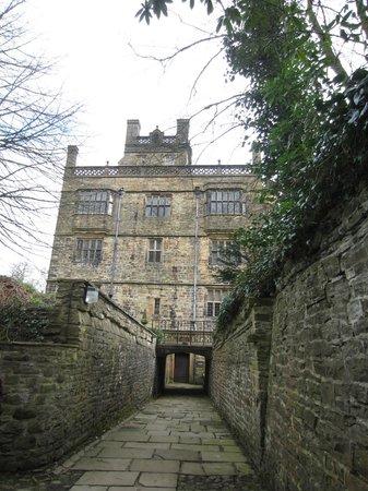 Gawthorpe Hall: Gawthorpe Hall