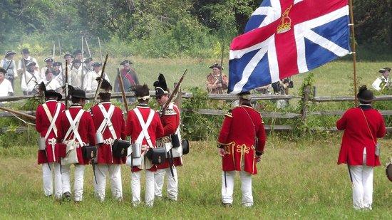 Old Sturbridge Village: Rebels and Redcoats