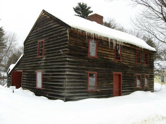 Old Sturbridge Village: Winter brings beauty to OSV