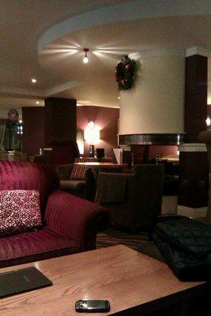 Hilton Warwick / Stratford-upon-Avon: Bar