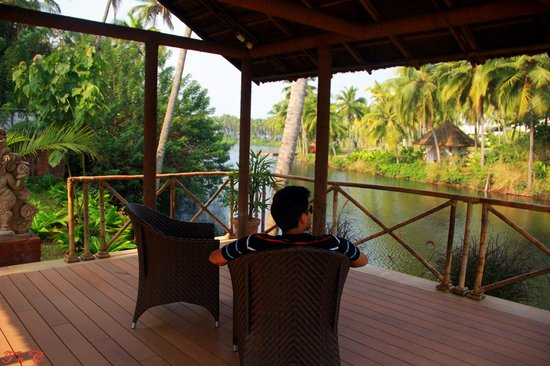 Taj Bekal Resort and Spa, Kerala: Relax......
