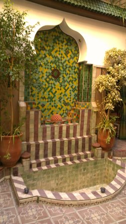 Riad L'Arabesque照片