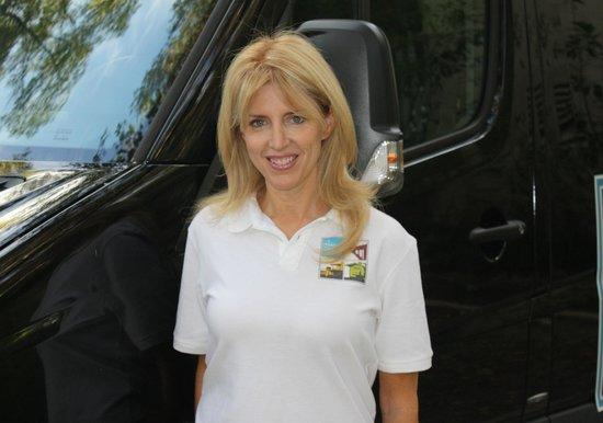 Pasadena Tour Company: Kristin Stone, Guide & Company Owner