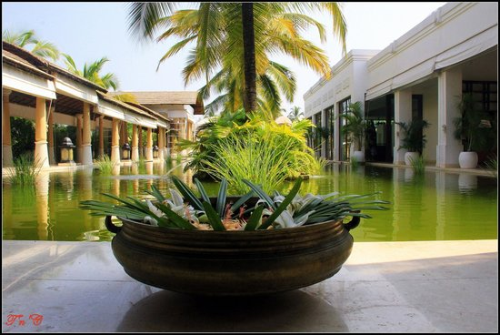 Taj Bekal Resort and Spa, Kerala: Lobby