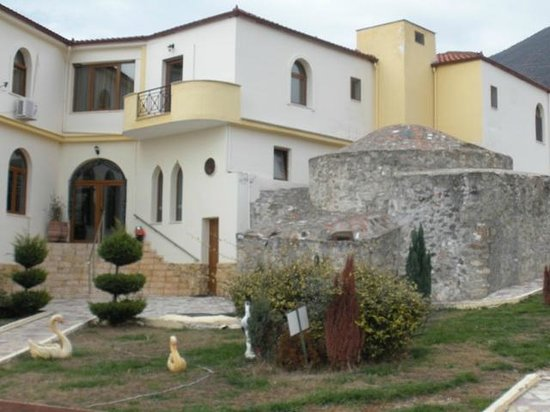 Hotel Hamam: View with Byzantine Hamam