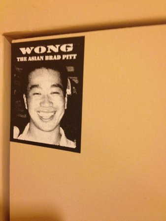 Hilton Boston Downtown / Faneuil Hall: Wong the Legend
