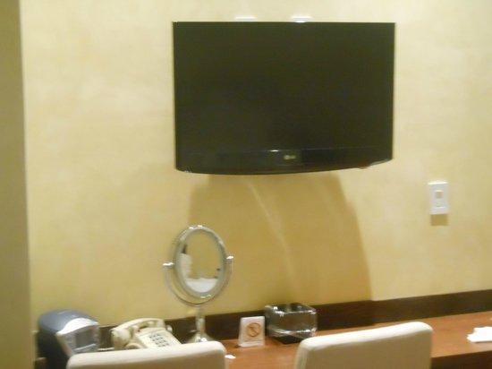 Herald Square Hotel: tv 32 pollici