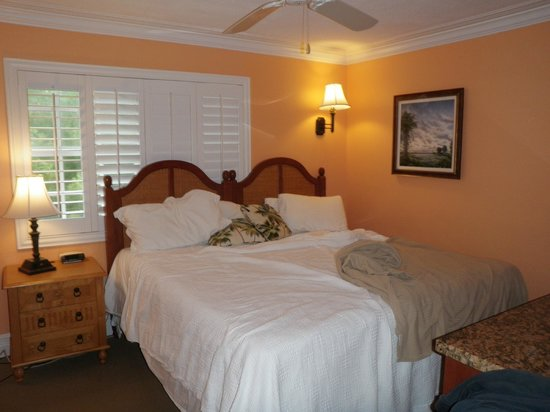 Dove Creek Lodge: Bedroom