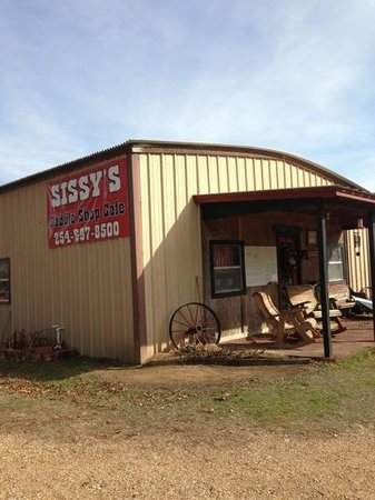 Sissy's Saddle Shop Cafe