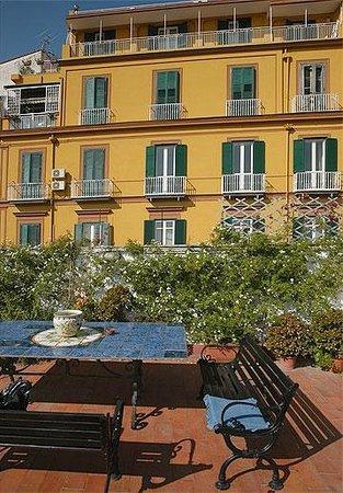 Casa Chiara : terrazza