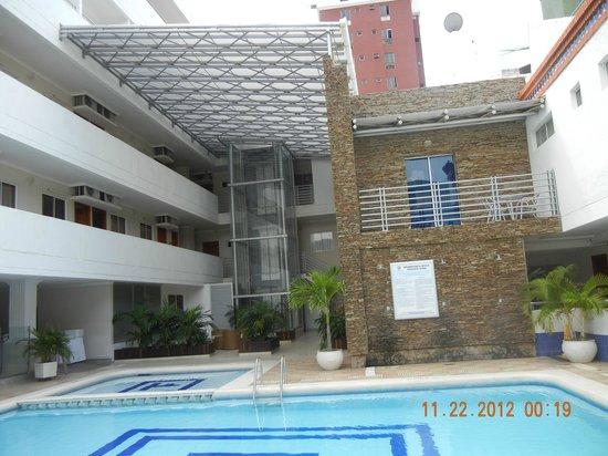 Hotel Tayrona : hotel