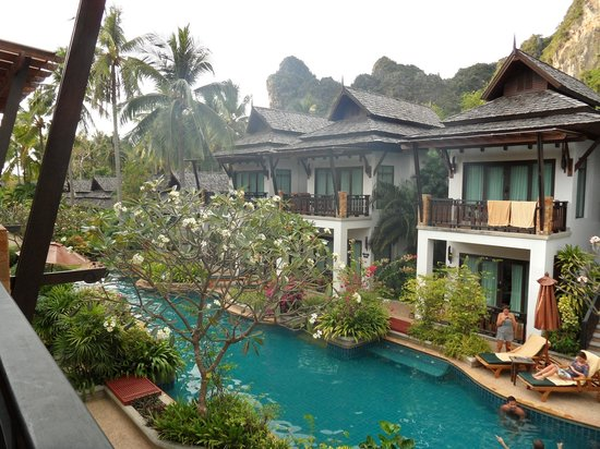 hotelldelen picture of railay village resort railay. Black Bedroom Furniture Sets. Home Design Ideas
