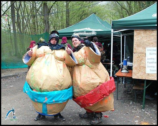 Agimont Adventure : Sumo's party