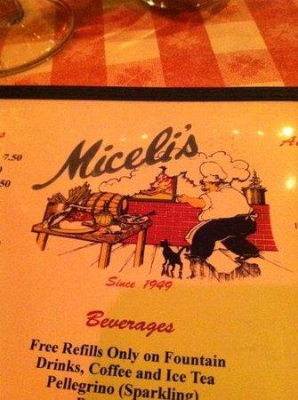 Miceli's