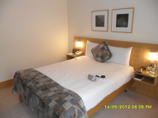 Hilton London Gatwick Airport: Executive Bedroom