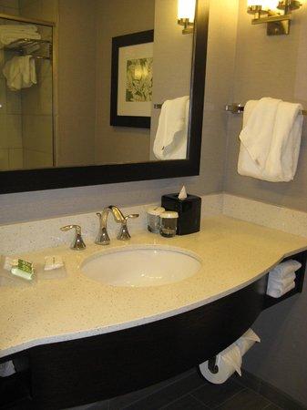 Hilton Garden Inn Raleigh-Cary: Bath -- Hilton Garden Inn, Cary, NC
