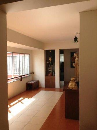 Villa Cha-Cha: холл пятого этажа