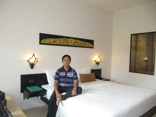 Deevana Patong Resort & Spa: In our room