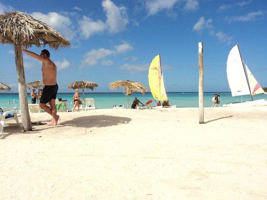 Hotel Playa Costa Verde: 5 ** beach