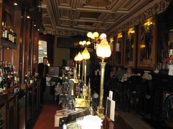 Cafe Royal Circle Bar: panoramica
