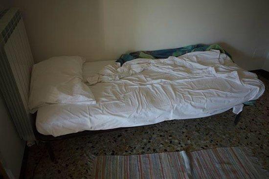 Colico, Italia: Bett