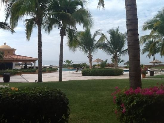 Estrella Del Mar Golf & Beach Resort: our view