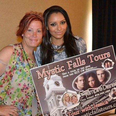 Vampire Stalkers/Mystic Falls Tours-Vampire Diaries